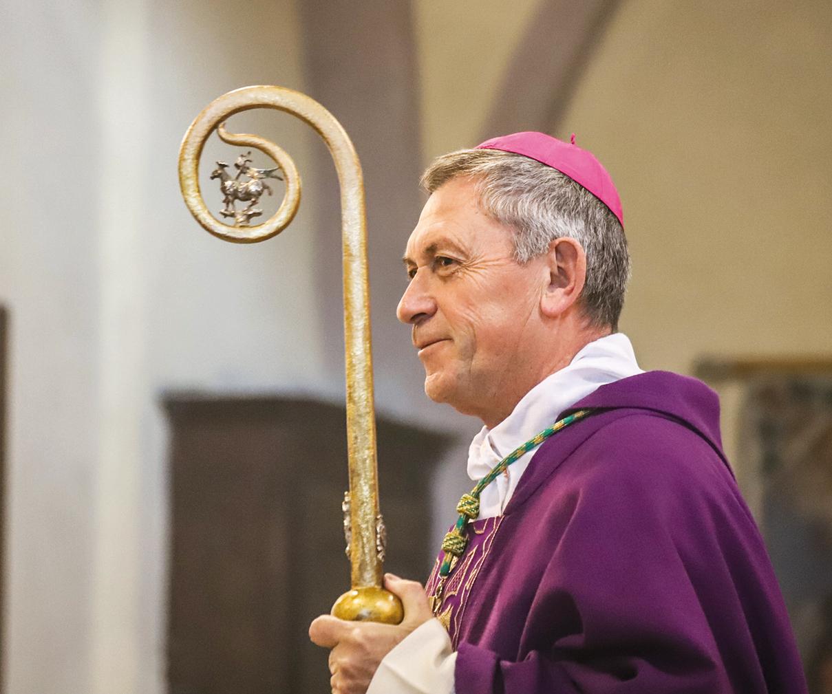Il messaggio del Vescovo per la Quaresima