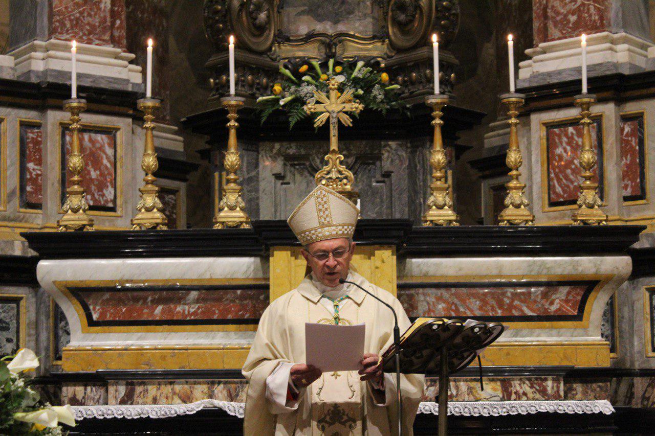 Omelia del vescovo Egidio per la Messa della Quarta Domenica di Pasqua – Giornata Mondiale di Preghiera per le Vocazioni